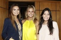 Manoela Lino, Victória de Kroes Leal, Glamour Girl 2015, e Bárbara Herter