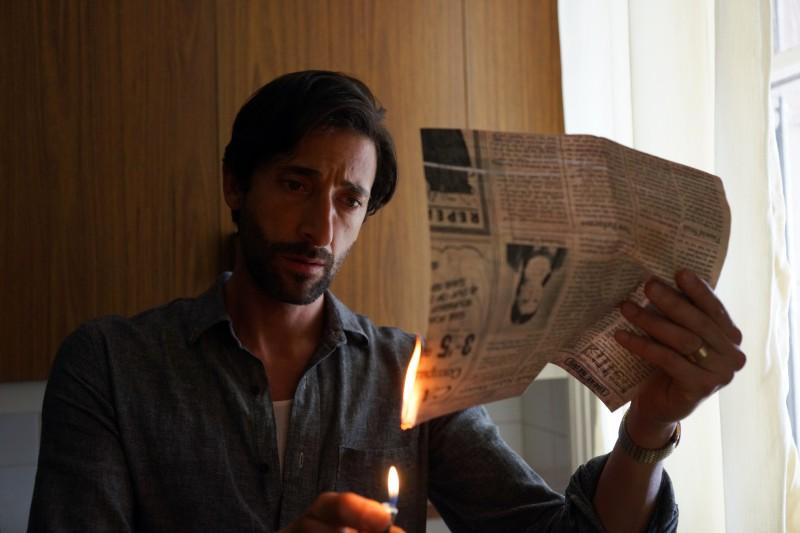 Adrien Brody protagoniza filme de suspense