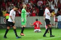 Com boa atuação na segunda etapa, Anderson marcou um dos gols