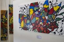 Obra de Marcos Gomes em mostra da Univates