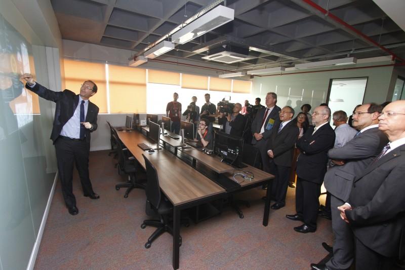 Huawei e a Pucrs inauguraram Centro de Inovação para Cidades Inteligentes