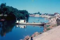Dragagem do canal de navegação da foz do rio Caí