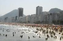 Copacabana é um dos 54 bairros que receberão os turistas durante os Jogos Olímpicos em agosto