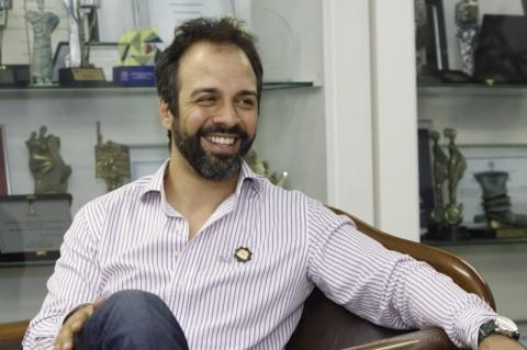 Fabiano Gomes é proprietário de duas escolas na Capital e pretende abrir mais uma unidade no bairro Petrópolis.