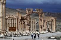 Na semana passada, tropas do governo sírio reconquistaram a cidade histórica de Palmira