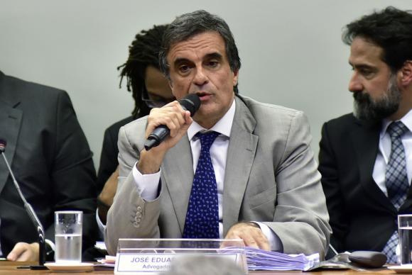 O  advogado-geral da União, José Eduardo Cardozo, aponta