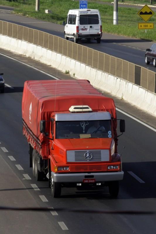 Usado no transporte rodoviário, venda de diesel recuou 6,6%