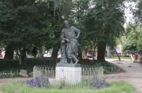 Entre os monumentos que receberão intervenção está o Gaúcho Oriental