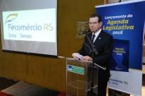 Em Brasília, Bohn falou sobre os momentos de crise econômica e política que vive o País