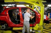 No mês passado, apenas 195.179 unidades saíram das fábricas no País