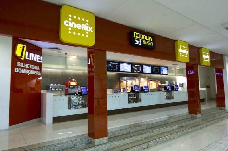 Salas no Shopping João Pessoa tinham operação da Cineflix desde 2011
