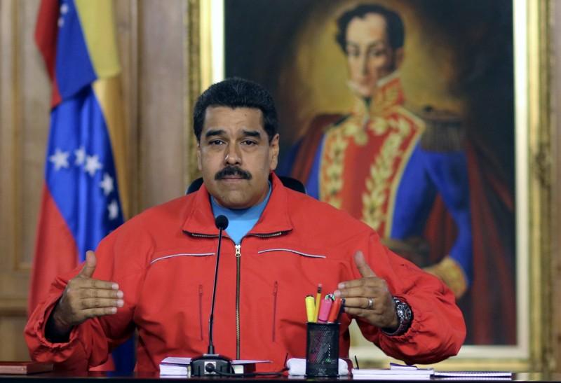 Maduro pediu a máxima colaboração de todo o país