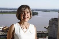 Secretária do Ambiente, Ana Pellini promete apressar os trâmites