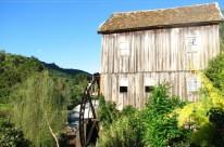 Nas visitas é possível conhecer algumas construções coloniais