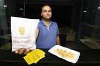 Daniel Bastianello, 27 anos, investiu R$ 15 mil para montar a operação