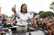 Apesar da rejeição, filha de Fujimori conquistou quase 40% dos votos