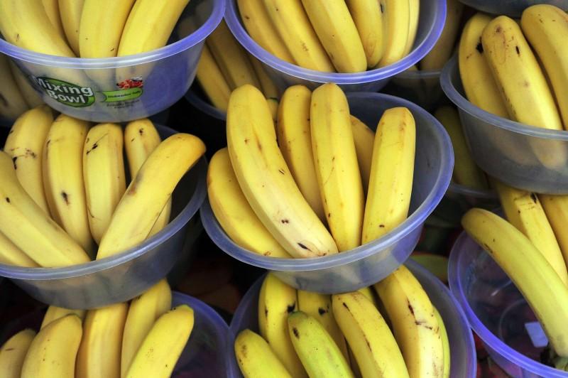 Dentre os produtos que aumentaram o preço, a banana subiu 7,47%