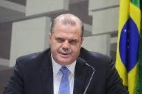 Presidente do Banco Central Alexandre Tombini fala na Comissão de Assuntos Econômicos do Senado foto Pedro França Agência Senado