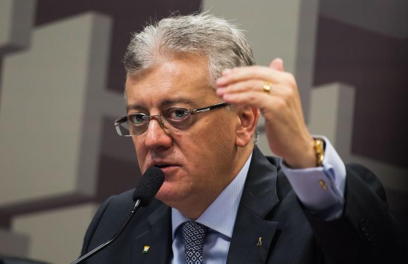 O ex-presidente das empresas foi preso no dia 27 de julho, durante a 42ª fase da Operação Lava Jato