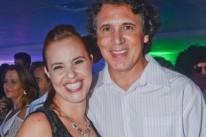 Ana Carolina Cristofari e Nilton Mullet Pereira
