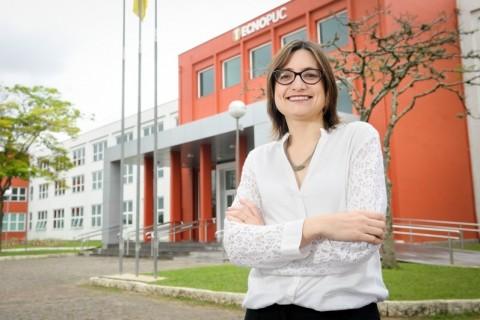 Aleteia Selonk é coordenadora do Centro Tecnológico Audiovisual do Rio Grande do Sul (Tecna)