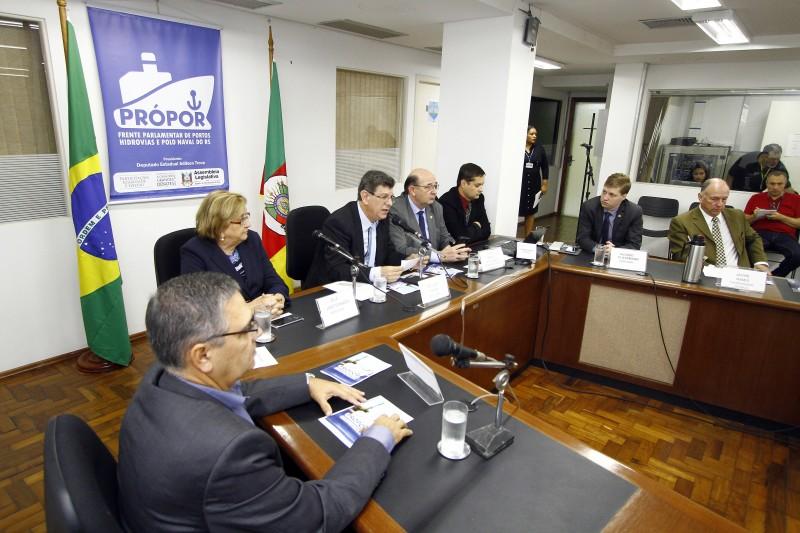 Frente parlamentar quer incentivar a utilização das hidrovias gaúchas