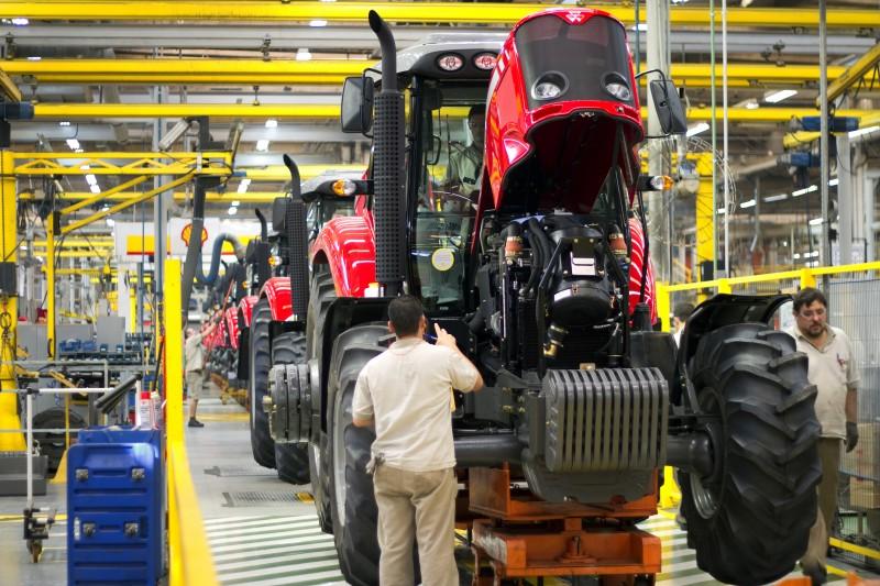 Em 2019, as demissões já somariam 144 na unidade da indústria de tratores em Canoas