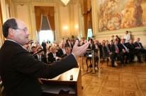 José Ivo Sartori apresentou um detalhamento da decisão do STF para o secretariado no Palácio Piratini