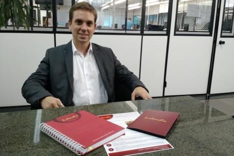 Tiago Grandi, coordenador do Liderata