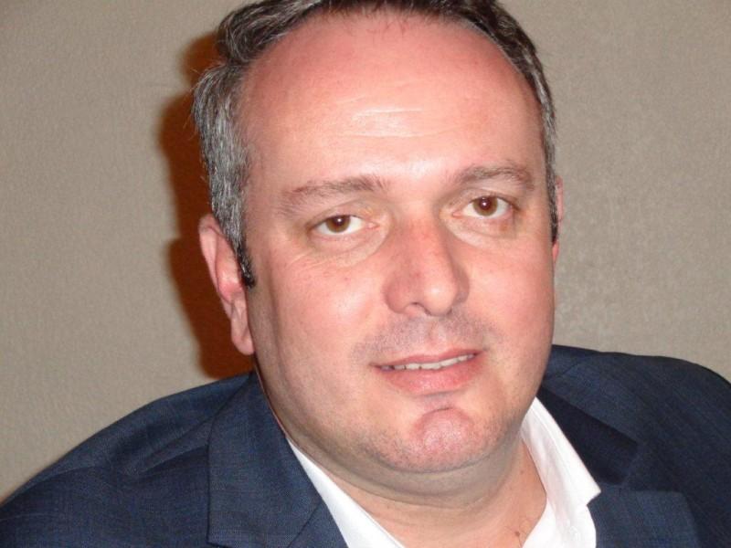 Givanildo Luz, da Saque e Pague, comemora o sucesso da empresa