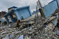 Guayaquil, cidade equatoriana mais populosa, sofreu sérios danos