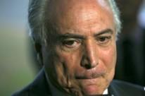 Brasília - Vice-presidente Michel Temer fala sobra gravação feita por ele e divulgada hoje (11), na qual apresenta propostas que pretende discutir, caso assuma o governo (Fabio Rodrigues Pozzebom/Agência Brasil)