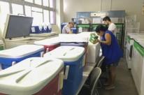 Distribuição dos dois primeiros lotes da vacina foi feita nesta semana