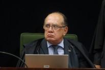 Ministro Gilmar Mendes durante sessão da 2ª turma do STF Foto Carlos Humberto SCO STF
