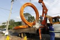 Rede de gás natural passa por melhorias na Zona Sul de Porto Alegre