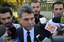 Senador Romero Jucá é um dos principais operadores políticos de Temer