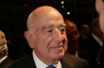 Banqueiro Joseph Safra morre aos 82 anos