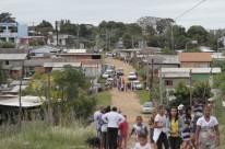 Área de 13 hectares em Porto Alegre é utilizada há quatro anos