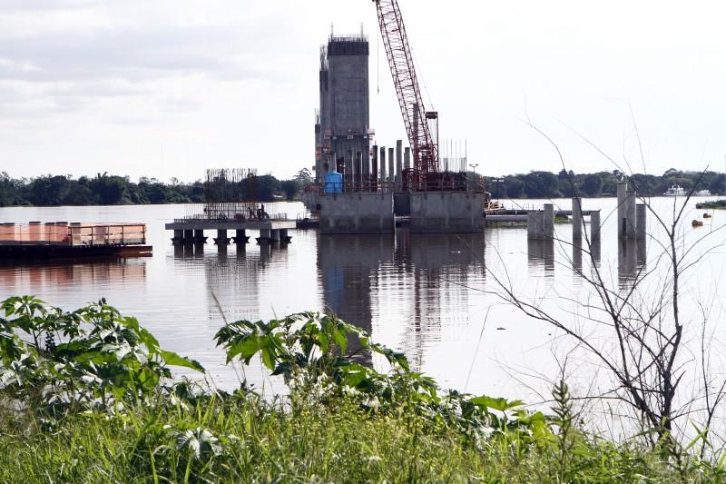 Se fosse PPP, obra da segunda ponte do Guaíba não estaria parada