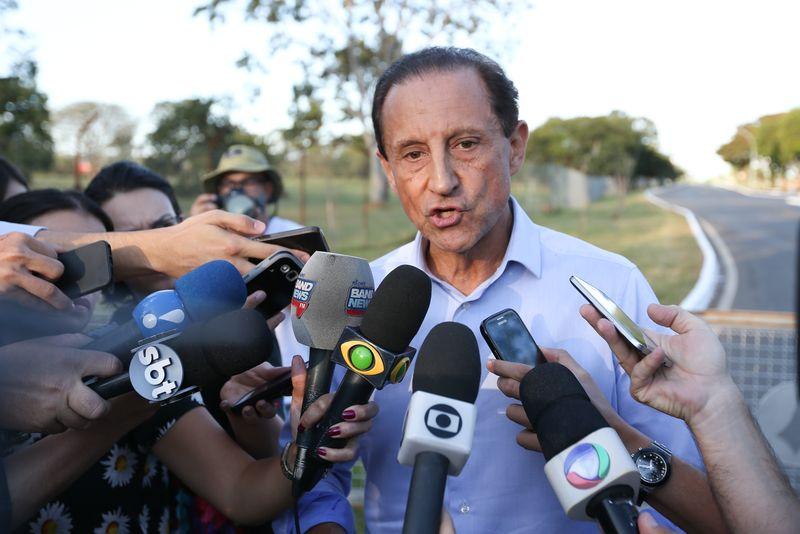 Paulo Skaf apresentou propostas a Temer