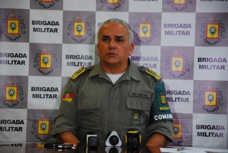 Moreira disse que a ação teve técnica, coragem e agilidade
