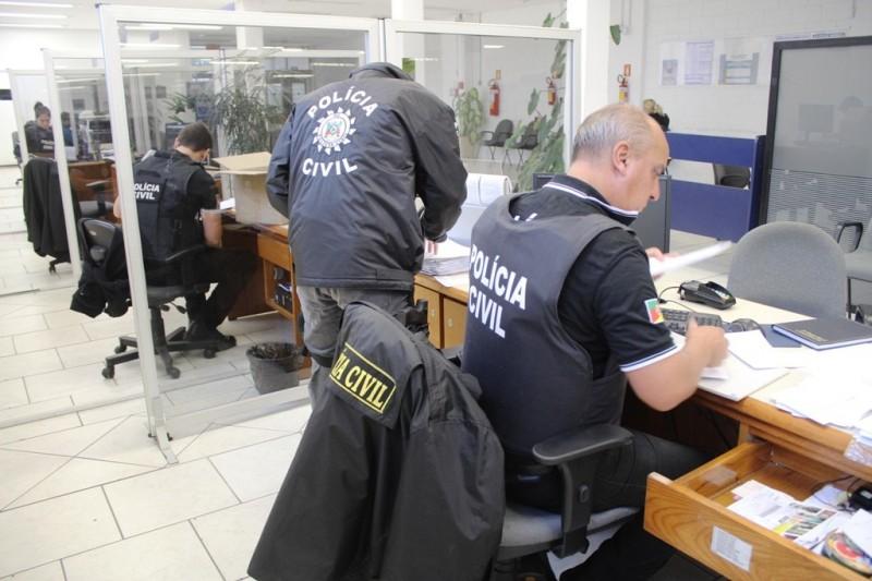 Operação cumpriu 212 mandados judiciais em 12 cidades gaúchas