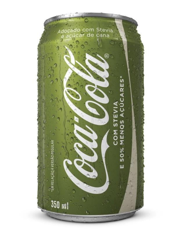 A bebida tem menos calorias em comparação à versão tradicional do produto