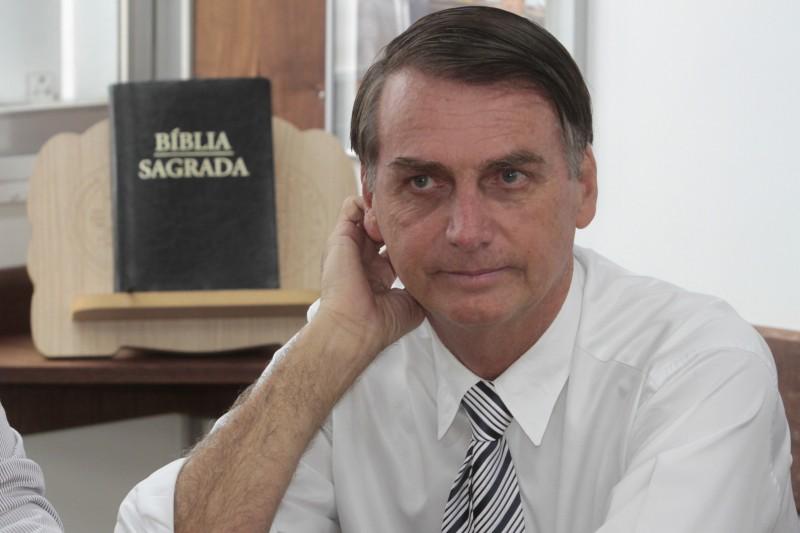 O pedido foi motivado pelo discurso do deputado na votação da abertura de processo de impeachment