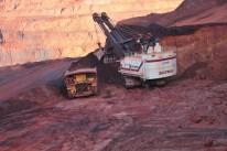 Produção de minério de ferro pela Vale atinge novo recorde no 3º trimestre