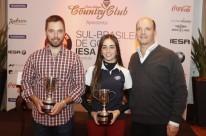 Torneio reúne os melhores golfistas amadores do País em Porto Alegre