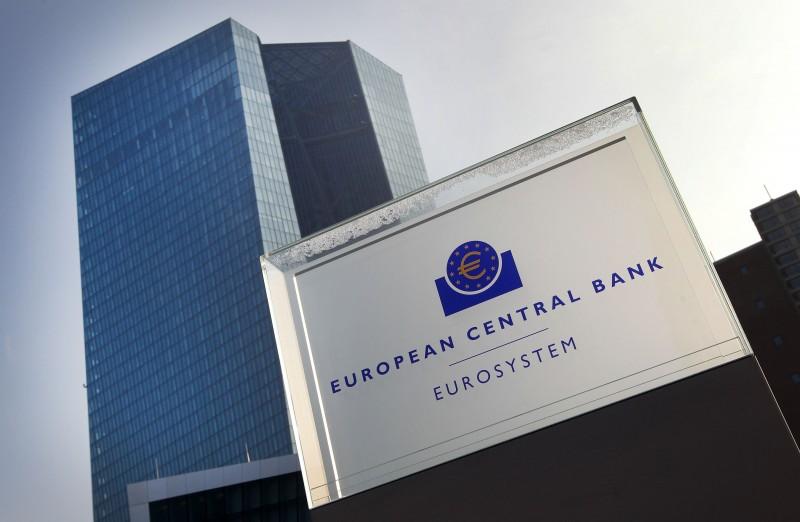 BCE tem como meta uma inflação pouco inferior a 2% no médio prazo