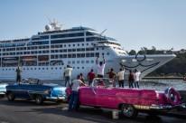 Além de Havana, embarcação com 700 passageiros deverá visitar as cidades de Cienfuegos e Santiago de Cuba