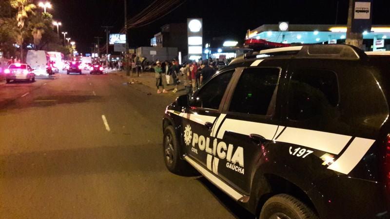 JC LOGÍSTICA - Ação Racha Assis Brasil - Crédito Adriano Remião Polícia Civil RS