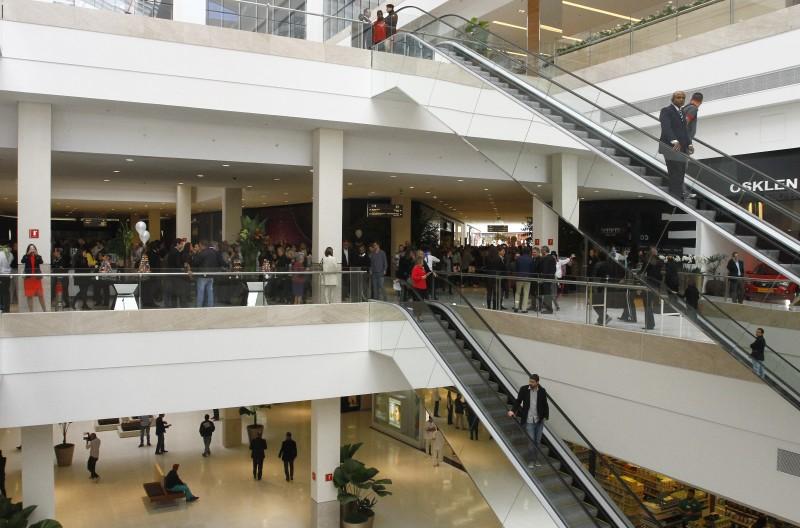 Inauguração da Expansão do Shopping Iguatemi Porto Alegre.